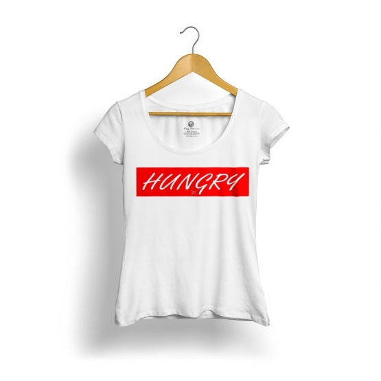 TRICOU-FEMEI-HUNGRY-WHITE