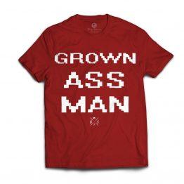 tricou-rosu-grown-ass-man-bigstone